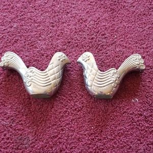 Vintage Avon turtle doves